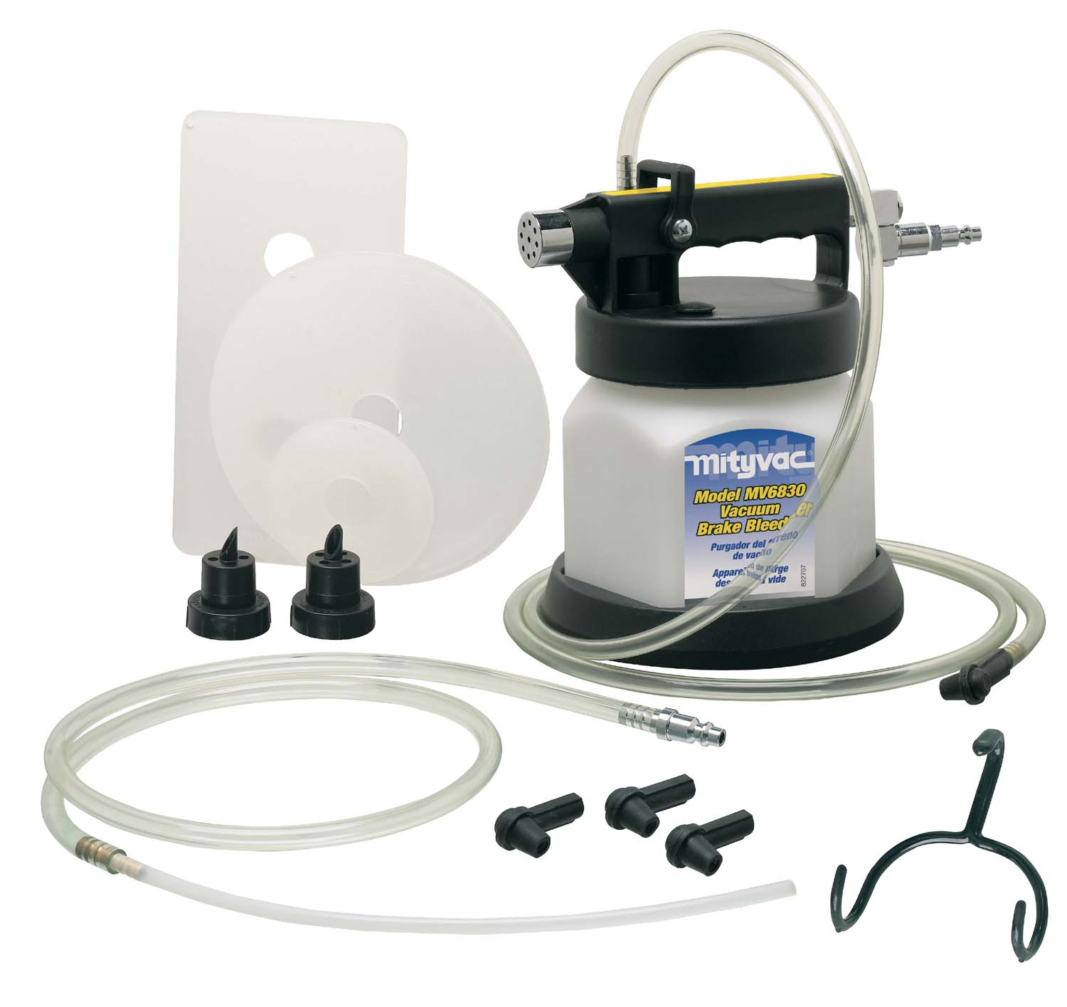 mityvac 6830 air vacuum brake bleeder ebay. Black Bedroom Furniture Sets. Home Design Ideas